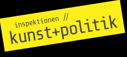 Logo: inspektionen // kunst+politik