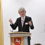 Dr. Matthias Dreyer, Verwaltungsleiter der Stiftung Niedersachsen, gab einen Überblick