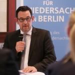 Michael Rüter gab bereits am Donnerstag Einblicke in die Tagesordnung des Bundesrates