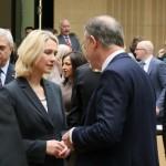 Bundesministerin Manuela Schwesig sieht in der Frauenquote den Beginn eines Kulturwandels