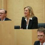 Freute sich über ihre Wahl zur Direktorin des Bundesrates: Dr. Ute Rettler
