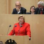 Cornelia Rundt begrüßt die Frauenquote