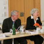 Dr. Maciej Lagiewski, Horst Milde und Elisabeth Wolters gehören der Jury an
