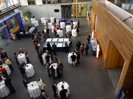 Stiftung Zukunft Berlin zu Gast am 20. März 2015