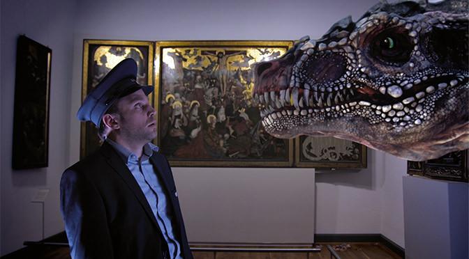 """Filmstill """"Nachts im Museum"""", 2012"""