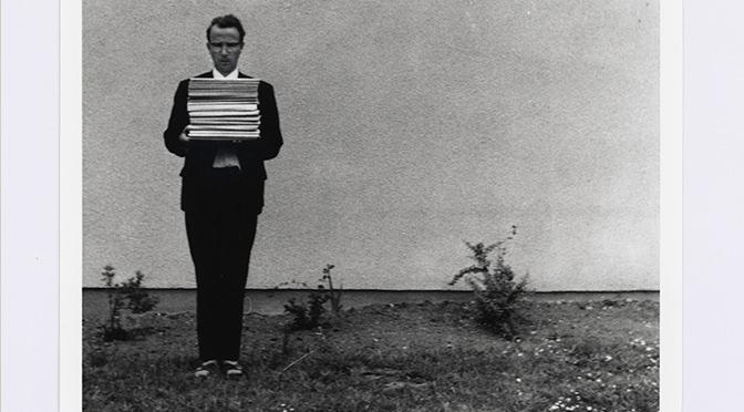 Walter Kempowski, 1967 © Akademie der Künste, Berlin