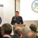 Inspekteur und Generalleutnant Karl Müllner bei seiner Ansprache