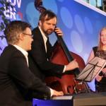 Jazz vom Feinsten mit den Ellingtones- der zweiten Musikformation des Abends