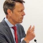 Staatssekretär Dr. Georg Schütte aus dem Bundesministerium für Bildung und Forschung