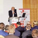 Prof. Reinhard Haux bei der Vorstellung des Projekts Braunschweig 2030