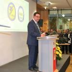 """Staatssekretär Michael Rüter begrüßte die Gäste bei den """"glücklichen Niedersachsen"""""""