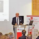 TU-Präsident Prof. Jürgen Hesselbach erläuterte die Unterstützung durch die TU Braunschweig