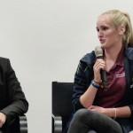 Siegerin bei Jugend trainiert und Ruder-Weltmeisterin im Achter in der U 19-Gruppe: Marieluise Witting aus Schleswig-Holstein