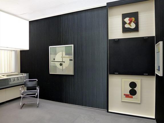 """""""Kabinett farbig"""" Foto: Sprengel Museum Hannover"""