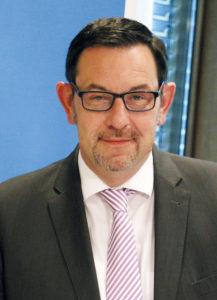 Michael Rüter, Staatssekretär und Bevollmächtigter des Landes Niedersachsen beim Bund