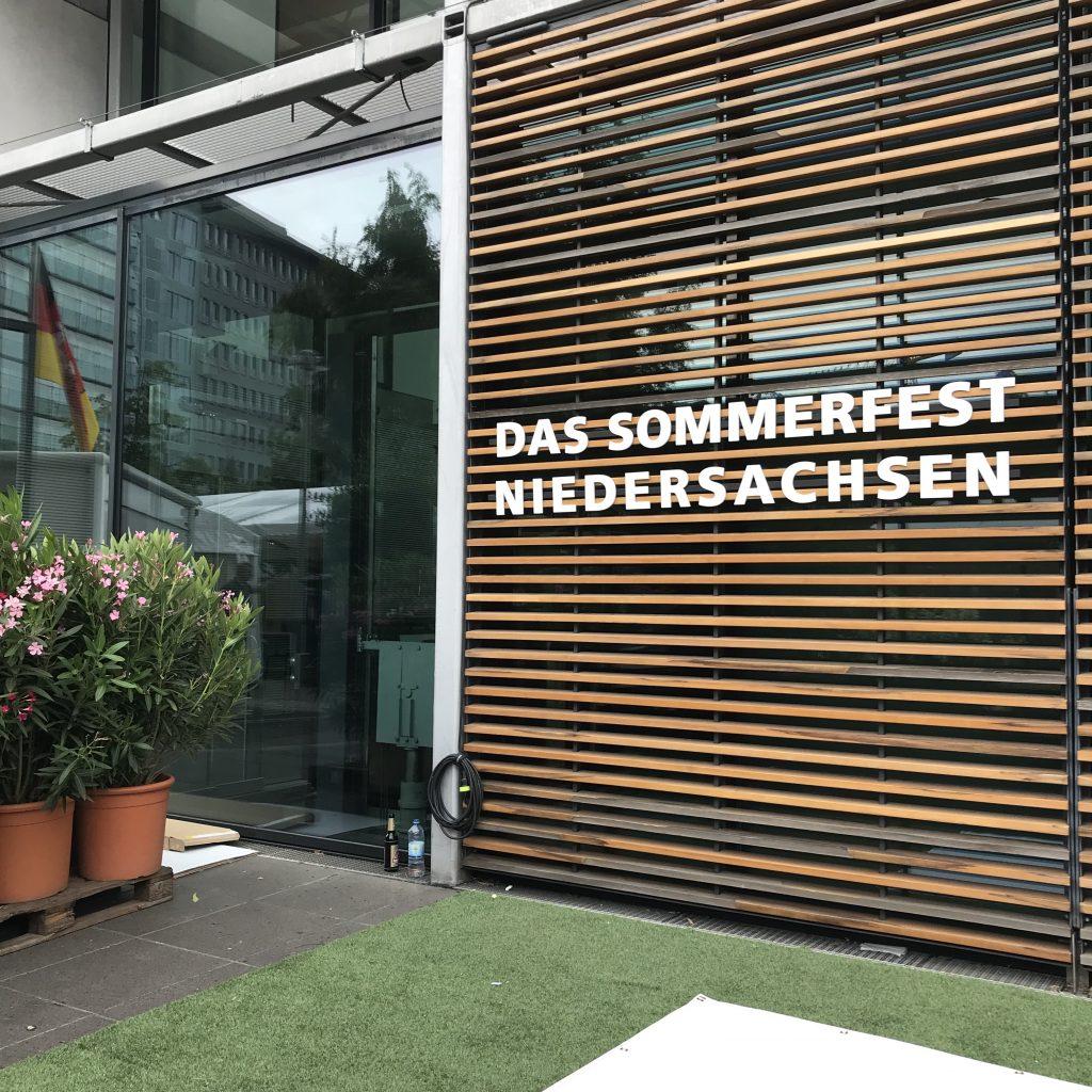 Das Sommerfest 2019